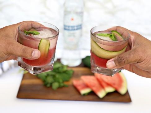 Cumber Watermelon Fizz Cheers